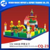 El castillo Hinchables popular con los niños en venta
