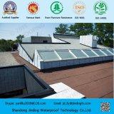 Sbs a modifié la membrane de imperméabilisation d'asphalte utilisée sur des tuiles de toit