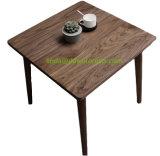 나무로 되는 차 커피용 탁자