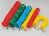 PU 압축 공기를 넣은 관 생성을%s 경쟁적인 비율 플라스틱 기계장치