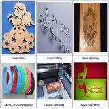 6090 heiße Foto-Kristalllaser-Gravierfräsmaschine des Verkaufs-3D
