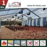 Effacer fabrique des tentes pour des événements avec le bâti durable d'alliage d'aluminium