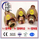 Joint de boyau d'acier du carbone de vente de fabrication de la Chine/embouts de durites en caoutchouc chauds/embouts de durites hydrauliques