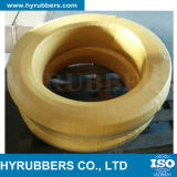Gewundener Stahldraht-verstärkter hydraulischer Schlauch, Schlauch 4sp, hydraulischer Schlauch LÄRM en-856 4sp