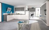 Keukenkasten van uitstekende kwaliteit van de Melamine van de Vloer de Permanente (zg-002)