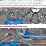 """Machine sertissante de boyau hydraulique automatique d'écran tactile pour 2 """" prix en caoutchouc de boyau/canalisation"""