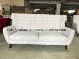 Sofá Home italiano elegante moderno da tela da sala de visitas da mobília