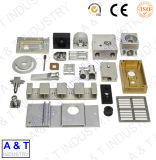 Подгонянного части CNC алюминиевого CNC сплава/нержавеющей стали/латунного металла подвергая механической обработке подвергая части механической обработке