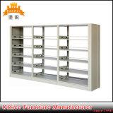 La moderna de estantería de acero de doble columna simple