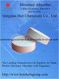 Fabricação de comprimido de cloreto de cálcio com registro de alcance
