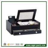 Caixa de armazenamento de madeira personalizada de luxo