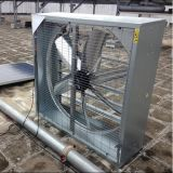 Angeschaltener prüfender Solarventilator der Durchmesser-950mm Wand-300W für großräumiges Gebäude mit AC/DC Adapter