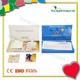 Коробка устранимой перчатки и ткани