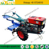 8-18HP de Gang van het Landbouwbedrijf van de dieselmotor achter Tractor