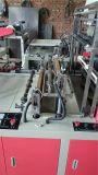 Bolso Double-Line Full-Automatic del Caliente-Lacre y de la camiseta del Frío-Corte que hace la máquina