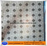Prepainted стальная конструкция с цветочными орнаментами катушки