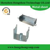 Uma fabricação de metal da folha da placa de metal do CNC do serviço do batente
