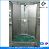 Macchina di pulizia del grembiule dell'acciaio inossidabile