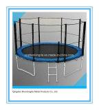 trampolino esterno di salto dei capretti di 10FT con l'allegato di sicurezza