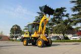 Zl10мини-колесный погрузчик с TUV сертификат экспортированы в Европе