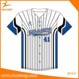 Sportswear сбывания Healong бейсбол Джерси сублимации OEM верхнего слишком большой