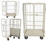 Carrello logistico della Tabella del carrello di memoria per trasporto dell'aeroporto o del magazzino