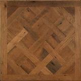 Pisos de mosaico de madeira de carvalho da engenharia de piso piso padrão arborizado