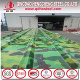 Hoja primera del material para techos del metal de PPGI