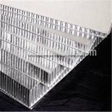 Paneles sandwich de aluminio con panal para revestimiento exterior (HR P053)
