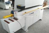 Machine de bordure semi foncée avec le découpage électrique de fin