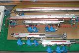 Indicatore di livello di vetro magnetico liquido del galleggiante dell'indicatore di livello del serbatoio dell'olio dell'acqua