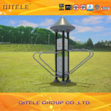 Matériel de cour de jeu de forme physique de gymnastique d'Outdoor&Indoor (QTL-1802)