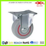 "Do "" tipo europeu reduzido ruído rodízio industrial da placa giro 5 (P102-51D125X36)"