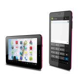 S784 Tablet PC 7 Pulg Android 4.2.2 WiFi, 3D, электронную книгу, Bluetooth, 2g планшетный ПК на базе Android