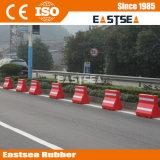 O tráfego de plástico de segurança mini Barricada de estrada de Água