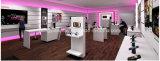 Para la visualización de la Tienda Móvil Tienda de telefonía celular accesorios para rack de pantallas de visualización de la llanta