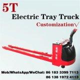 上昇パレットジャックの小さく完全な電気トラック新しく安い5T
