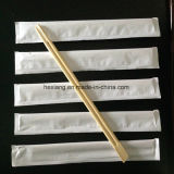 21cm / 24cm 4.3-4.5mm Custom Chop Sticks Bamboo Chopsticks pour Sushi