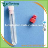 Test di plastica Tube PS Test Tube pp Test Tube con Cap