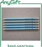 Crayon en bois avec logo et couleur sur mesure