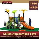 CE matériel de terrain de jeux à prix abordable pour Park (X1260-1)