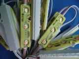 Желтый индикатор 5730 3светодиоды светодиодный модуль системы впрыска