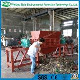 Doppia trinciatrice dell'asta cilindrica per i rifiuti domestici/immondizia della cucina/gomma commerciale/i rifiuti solidi/la gomma piuma comunali