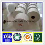C1s с покрытием с двусторонней печати слоновой костью, Складные коробки системной платы слоновой костью, литые бумага с покрытием системной платы