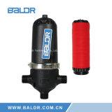 """4 """" Systeem van de Irrigatie van de Filter van de Schijf van het Type van T het Auto Backflushing"""