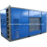 Compresor de aire industrial con la certificación del SGS