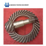 Il circuito di collegamento degli ingranaggi conici di spirale del migliore venditore BS6203 8/35 innesta gli ingranaggi conici elicoidali differenziali automatici