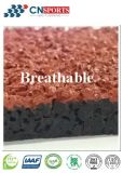 Breathable EPDM laufende Gummispur für Allwetter-