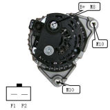 12V 136A Alternator voor Bosch Dodge Lester 11239 0124525129