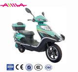Motocicleta elétrica da carga de duas rodas